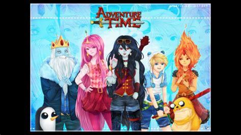 imagenes anime de hora de aventura hora de aventura anime youtube