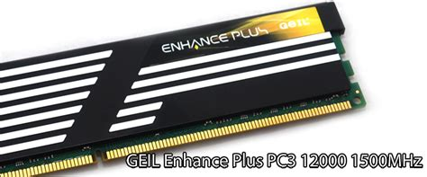 Memory Pc Geil Ddr3 Evo Veloce Pc12800 Dual Channel 16gb memory ร ว วอ ปกรณ คอมพ วเตอร