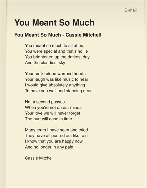 funeral poems memorial poems to read at a funeral free a non religious funeral poem funerals pinterest