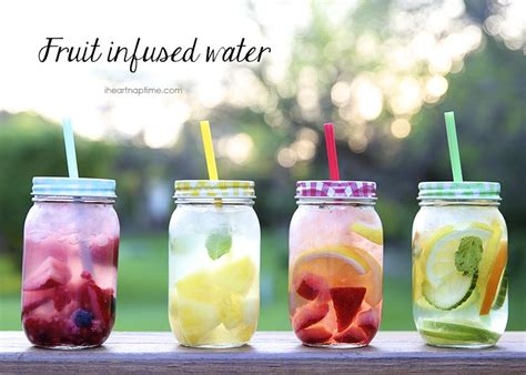 What Fruit Are In Water To Drink And Detox by Fruit Infused Water I Nap Time