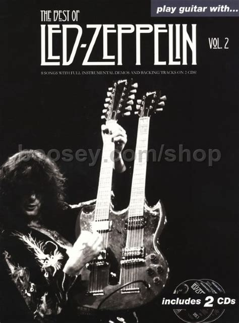 the best of led zeppelin led zeppelin play guitar with the best of led