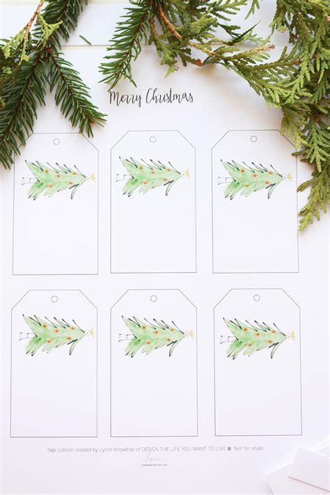 christmas gift tag printable holiday cheer hiccup