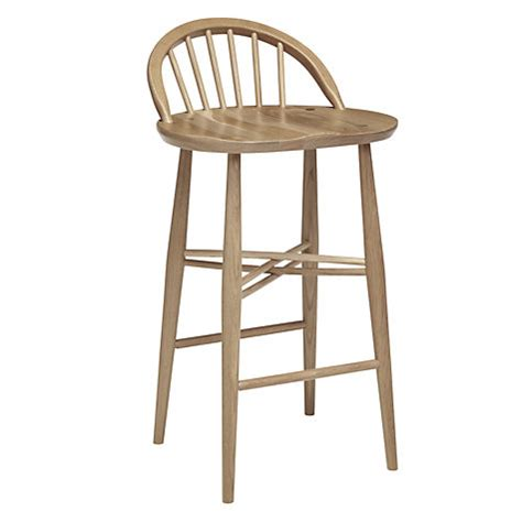Ercol Bar Stool by Buy Ercol For Lewis Chiltern Bar Chair