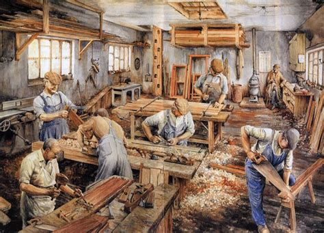 woodworkers shoppe how carpenters used to work in the days vintage