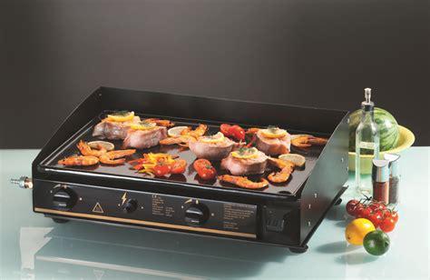 d馗oration des plats en cuisine une cuisson saine avec la plancha 224 gaz seignosse