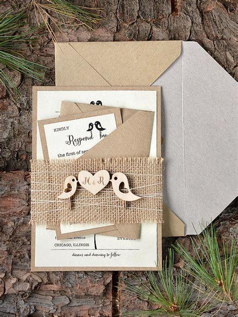Hochzeitseinladung Auf Holz by Benutzerdefinierte Liste 20 Rustikale Hochzeitseinladung