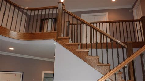 Stair Banister And Railings by Stair Railings By Ellerman Woodworking