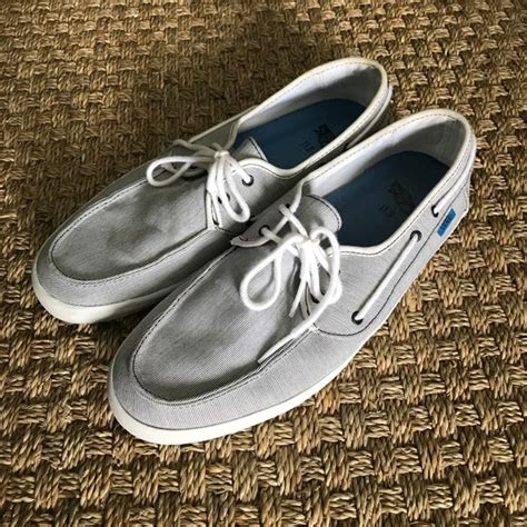 vans off the wall boat shoes 65 off vans other men s vans off the wall striped boat