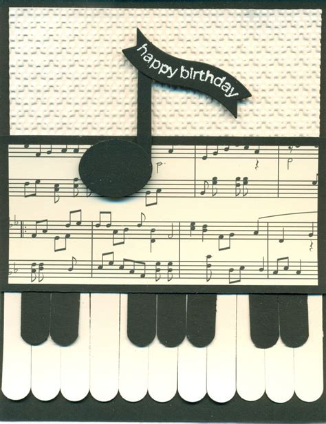 musical cards 25 best ideas about musical birthday cards on