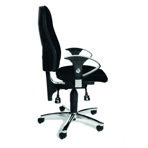 Cloth Desk Chair by Sitness 10 Black Fabric Ergonomic Office Chair Si59ug20e