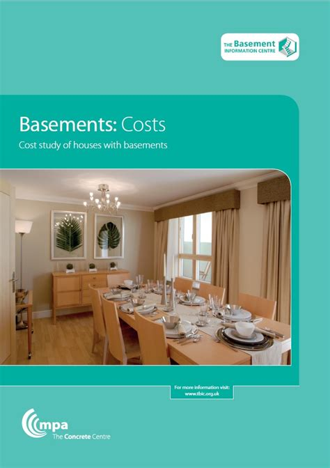 basements costs