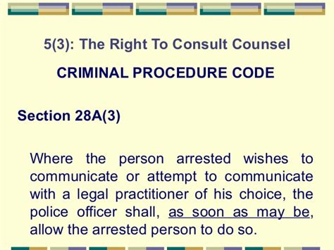 section 125 of code of criminal procedure article 5 rights under article 5 3 4