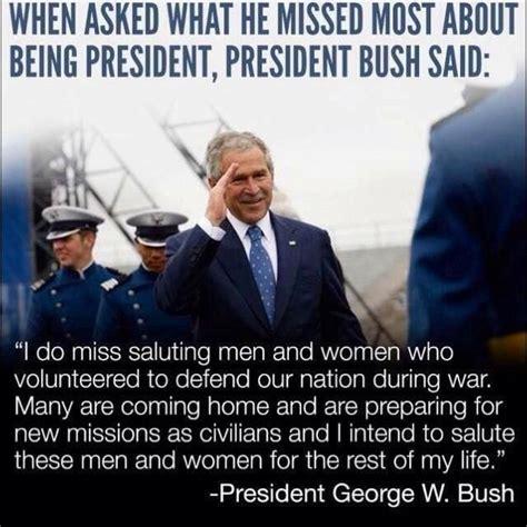 president george  bush  saluting  military leaders pinterest military history