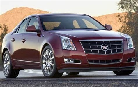 how to work on cars 2009 cadillac cts parking system used 2009 cadillac cts sedan pricing features edmunds