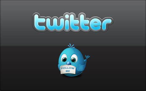 twitter computer layout desktop wallpaper cute twitter bird follow me desktop