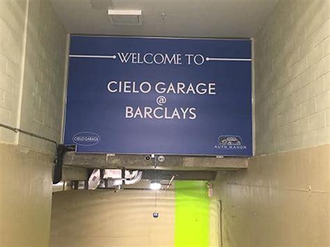 Parking Garage Near Barclays Center by Em It Network Services Cctv Installation Parking