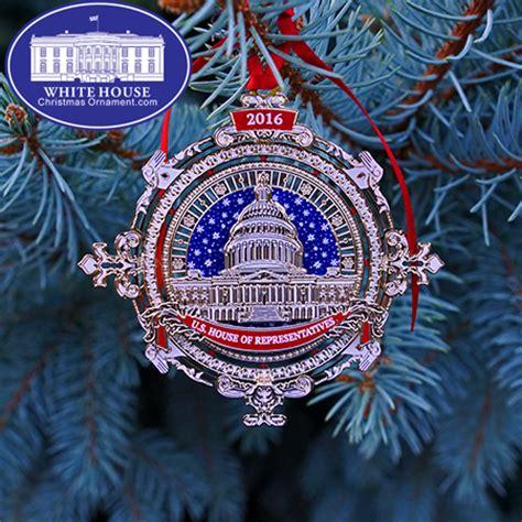 house ornaments 2016 u s house of representatives ornament