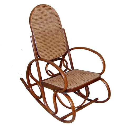 thonet bentwood rocking chair rocking chairs interior thonet style bentwood rocking chair c697 284413
