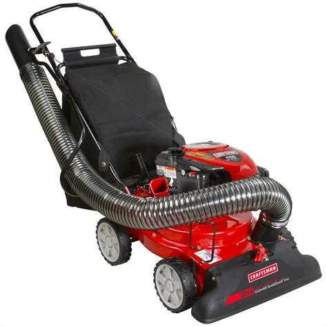 gas powered lawn vacuum vacuumcleaness