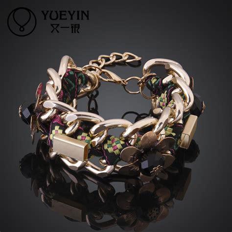 Gelang Tangan Emas Pesanan Yuliana b014 harga pabrik merek fashion wanita 18 k perhiasan emas
