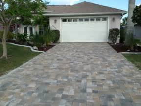 How To Increase Curb Appeal - driveway pavers port charlotte