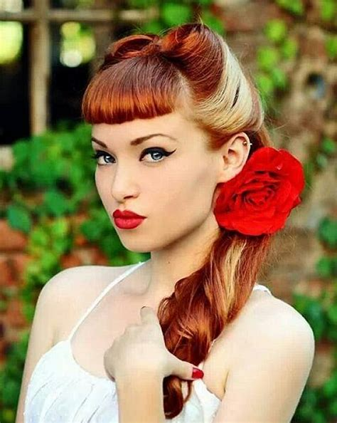 rockabilly hairstyles no bangs hairstyles rockabilly for women your hair club