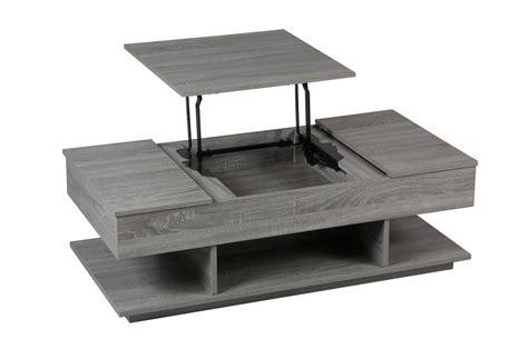 Merveilleux Table Basse Avec Rangements #2: Table-basse-modulable-avec-rangement-chene-gris.jpg