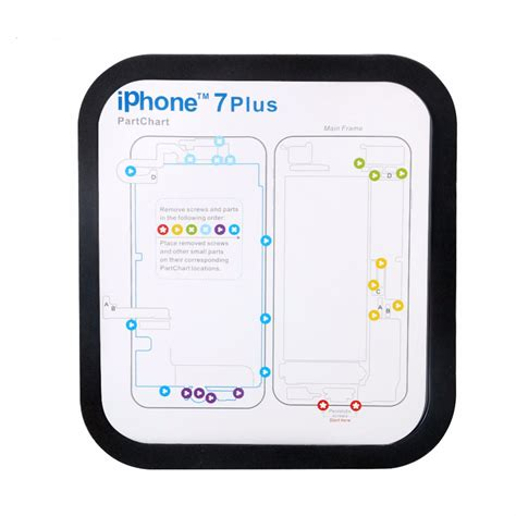 Magnetic Mat Iphone 6s magnetic keeper memory chart mat for iphone 6 6s