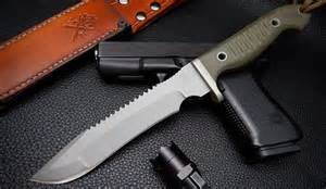 Modern Knife by Vehement Knives Introduced A New And Modern Version Combat