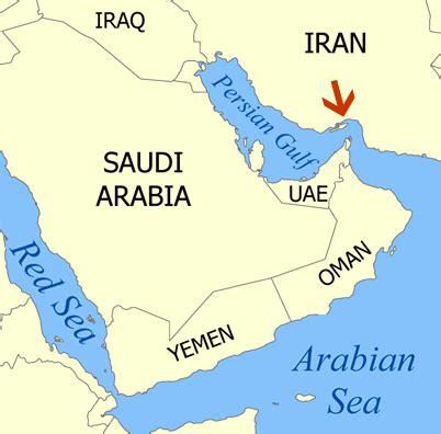 middle east map strait of hormuz 2011 12 strait of hormuz dispute