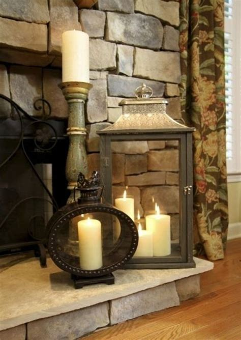 25 best ideas about candle arrangements on
