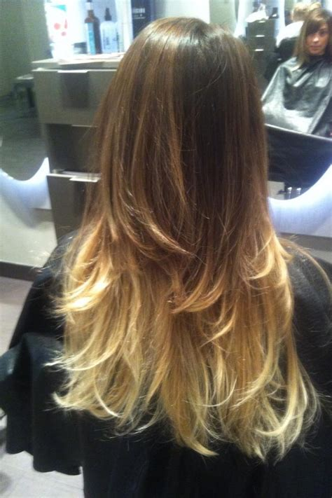 ombre bunette blonde brunette on bottom 3dd97489f2e970bd8cf521ffd1a520b3 jpg