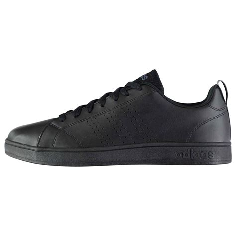 Adidas New Advantage 3 adidas mens advantage clean trainers shoes lace up flat