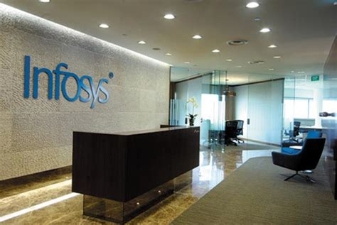 Infosys Onsite Opportunities For Mba In India by Rank 2 Top 10 Information Technology It Companies In