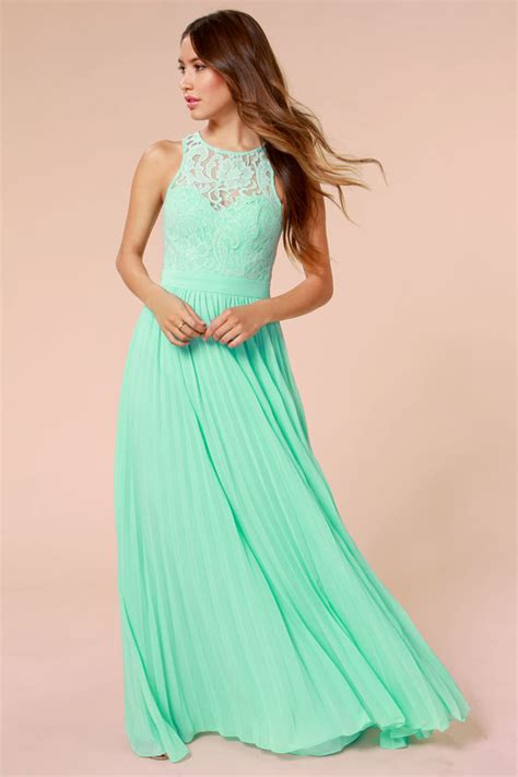 mint color dresses mint green dress