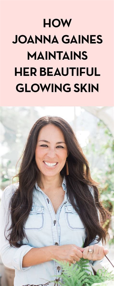 joanna gaines reveals her secret trick for keeping a clean 7006 best nature beauty science and the good life images