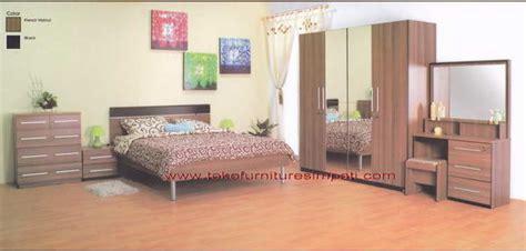 Multiplek Per Lembar kamar set murah paket kamar tidur bed room set murah