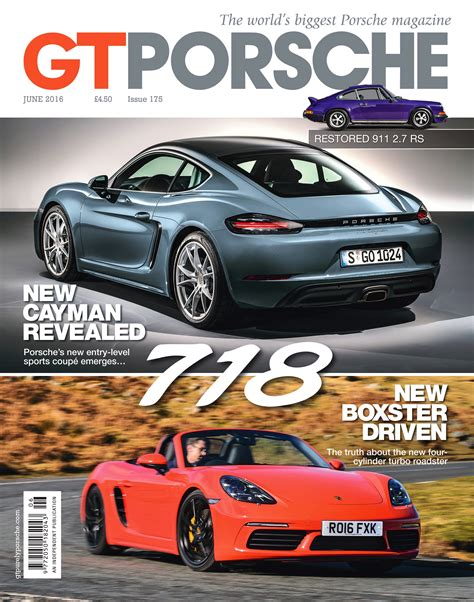 porsche magazin june issue out now the world s premier porsche magazine