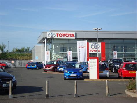 Toyota Garage Bromsgrove 169 Rob Newman Geograph Britain