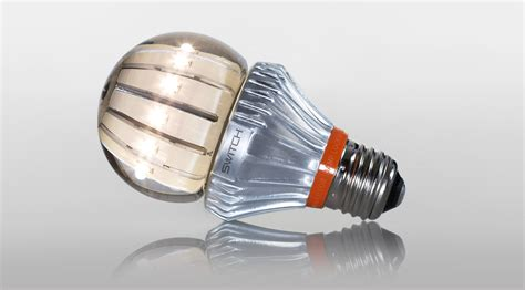 Switching To Led Light Bulbs How It S Made Switch S Liquid Filled Light Bulbs Extremetech