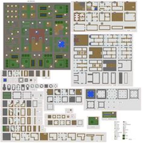 minecraft house blueprints layer by layer pinterest the world s catalog of ideas