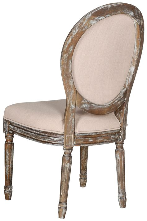 Oval Dining Chair Furniture Bali Hai Cedar Key Oval Back Side Chair Home Brands Charming Oval Side