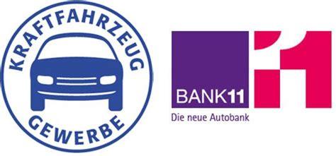 Verband Des Kfz Gewerbes Bayern Und Bank11 Kooperieren