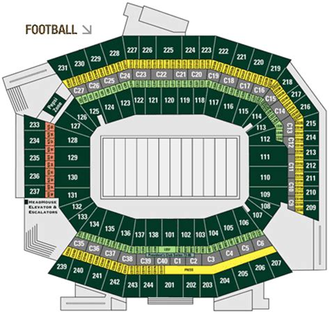 seating capacity of lincoln financial field lincoln financial field seating chart philadelphia