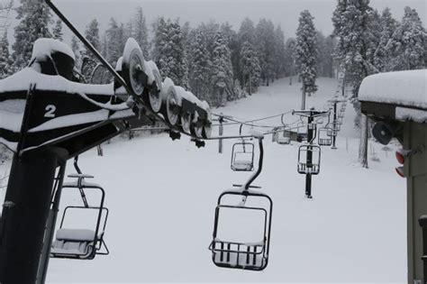 Photos: Snow on Mt. Lemmon