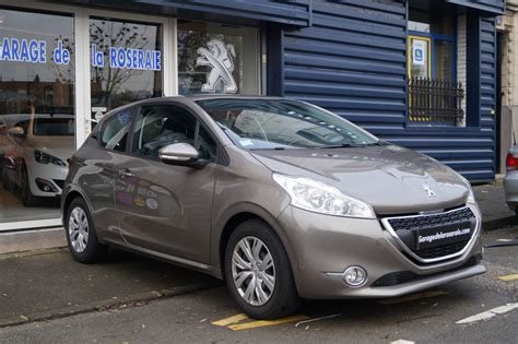 occasion peugeot 208 active 1 4 hdi 68 ch 3 portes