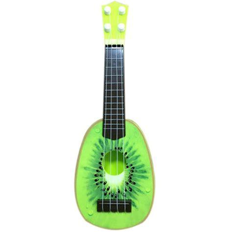 Ukulele Gitar Mainan Gambar Buah Buahan ukulele gitar mainan gambar buah buahan multi color jakartanotebook