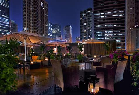 roof top bars chicago the terrace at conrad chicagorooftopbars