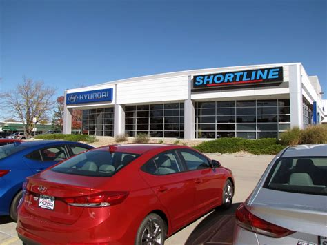 Shortline Hyundai by Hyundai Dealership Denver Hyundai Shortline Hyundai