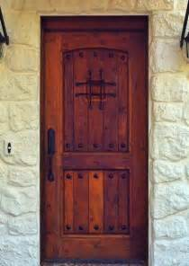 Mission Style Exterior Doors Mission Style